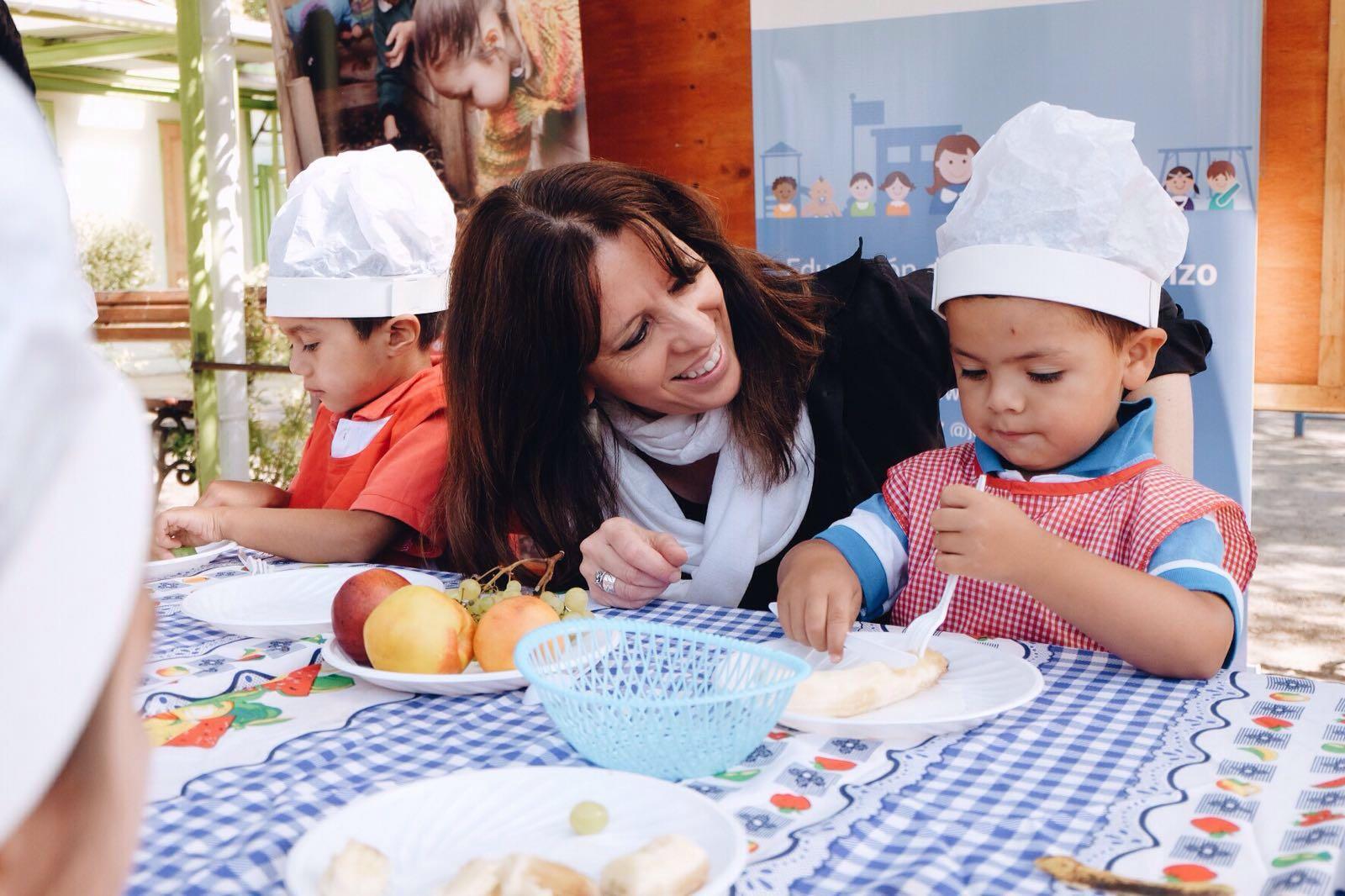 Ministra s de educaci n sobre programa jard n de verano for Postulacion jardin junji 2016