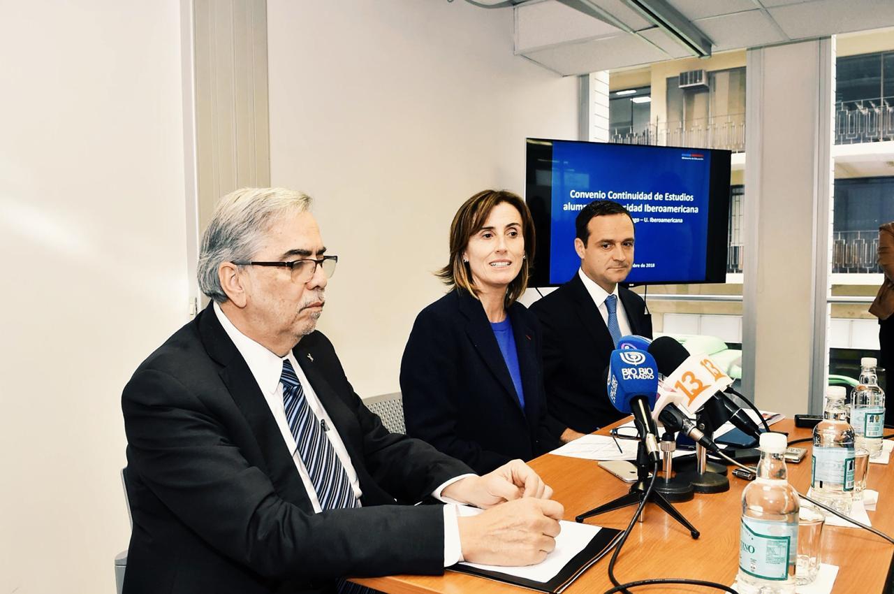 Convenio U. Iberoamericana