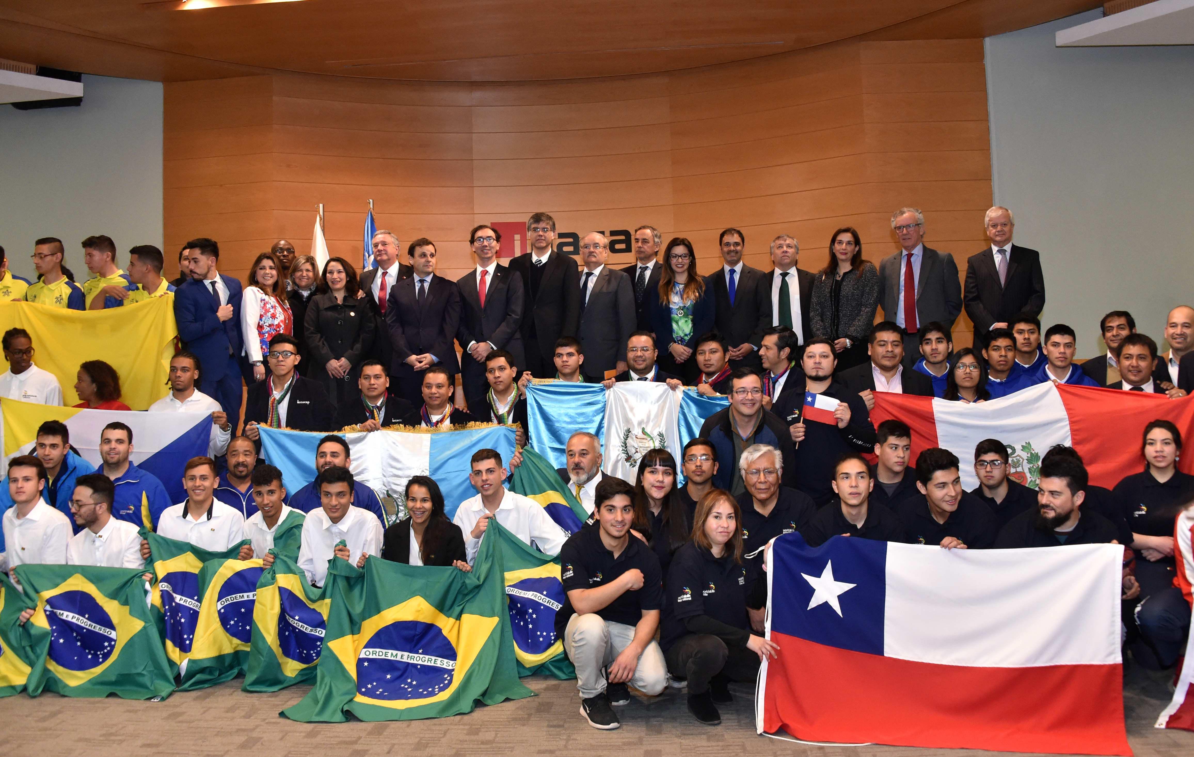 WorldSkills 2018