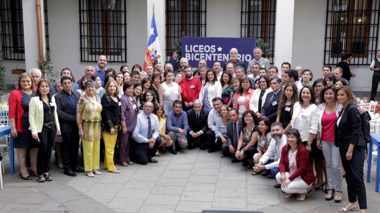 Red de Liceos Bicentenario