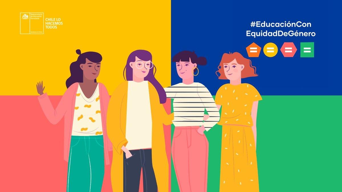 equidad de género en la educación superior