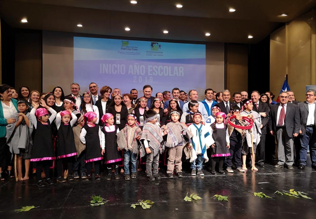 Chile Aprende Más en La Araucanía