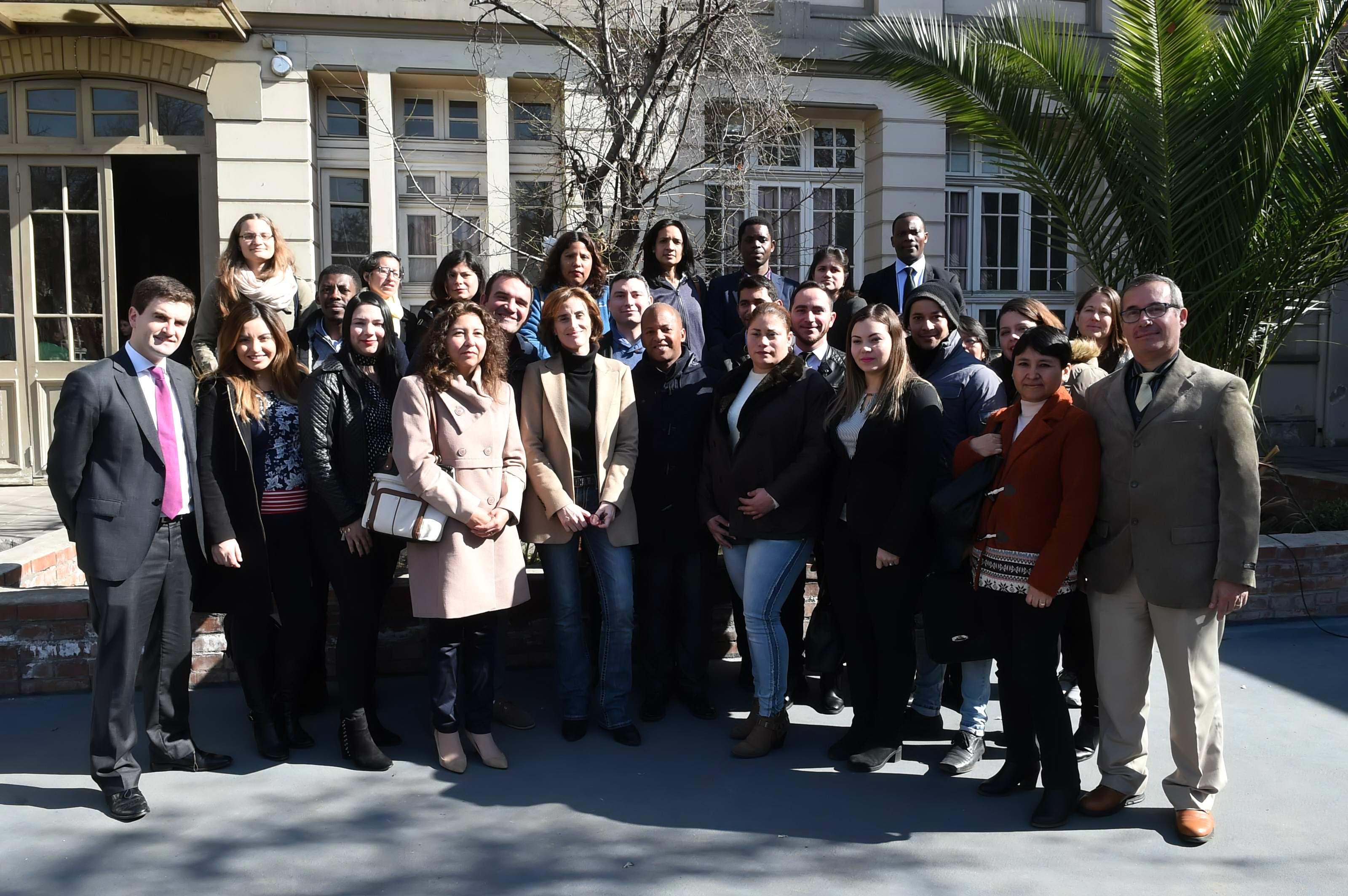 Autorizaciones profesores extranjeros