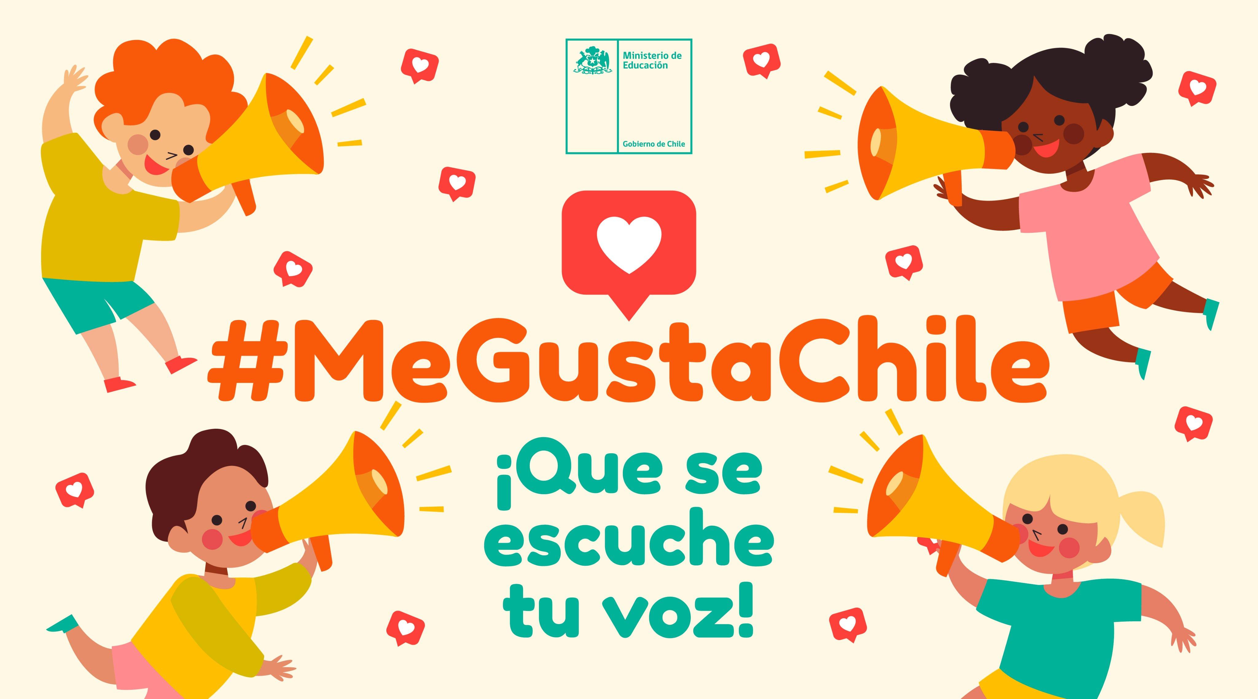 #MeGustaChile