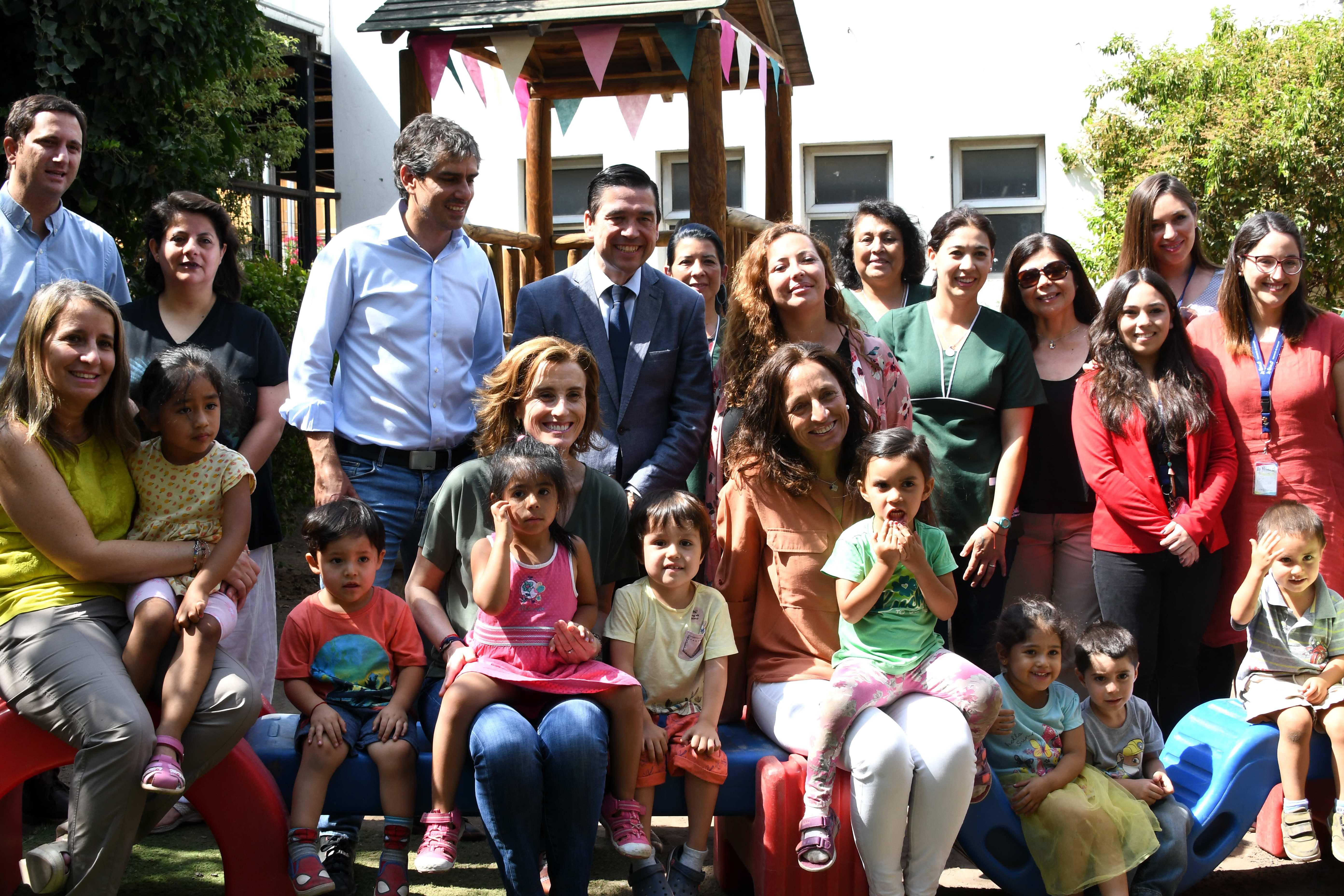 infraestructura jardines infantiles