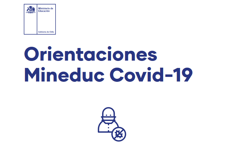 Orientaciones Mineduc acerca del Coronavirus (Covid-19)