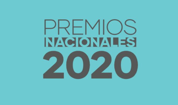 Premios Nacionales 2020
