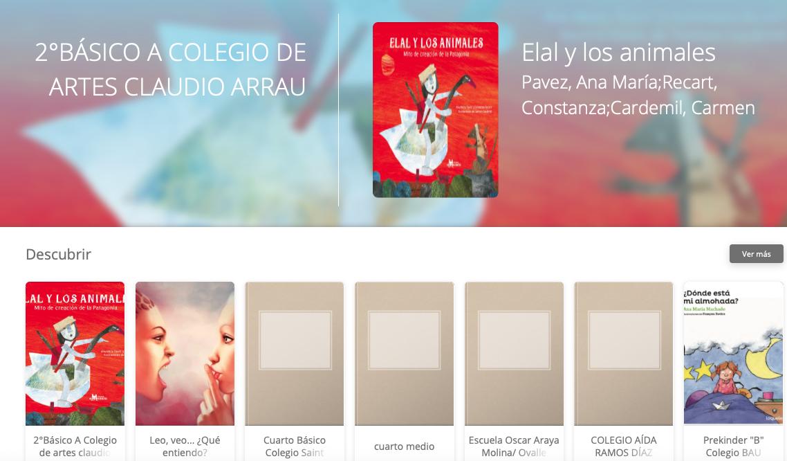 """Nueva plataforma """"Lectoescritura Digital"""""""