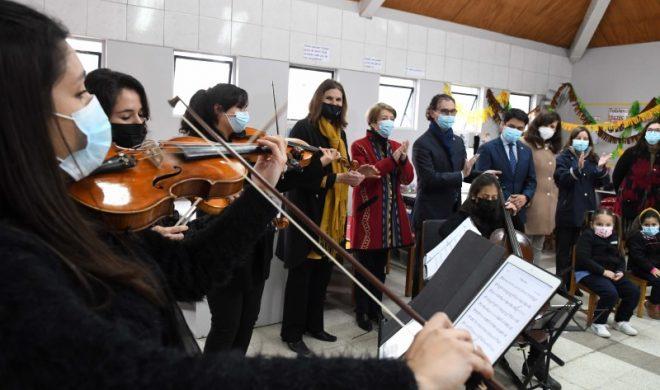 ¡Arriba la orquesta!